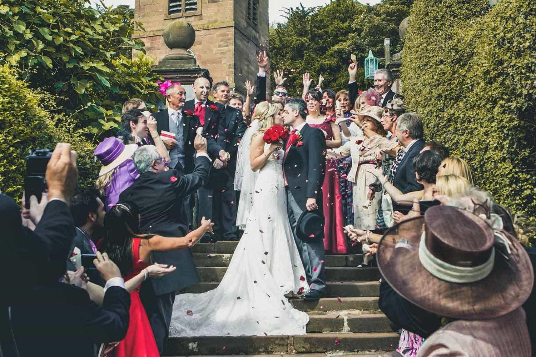 Village Wedding Photography Cheshire