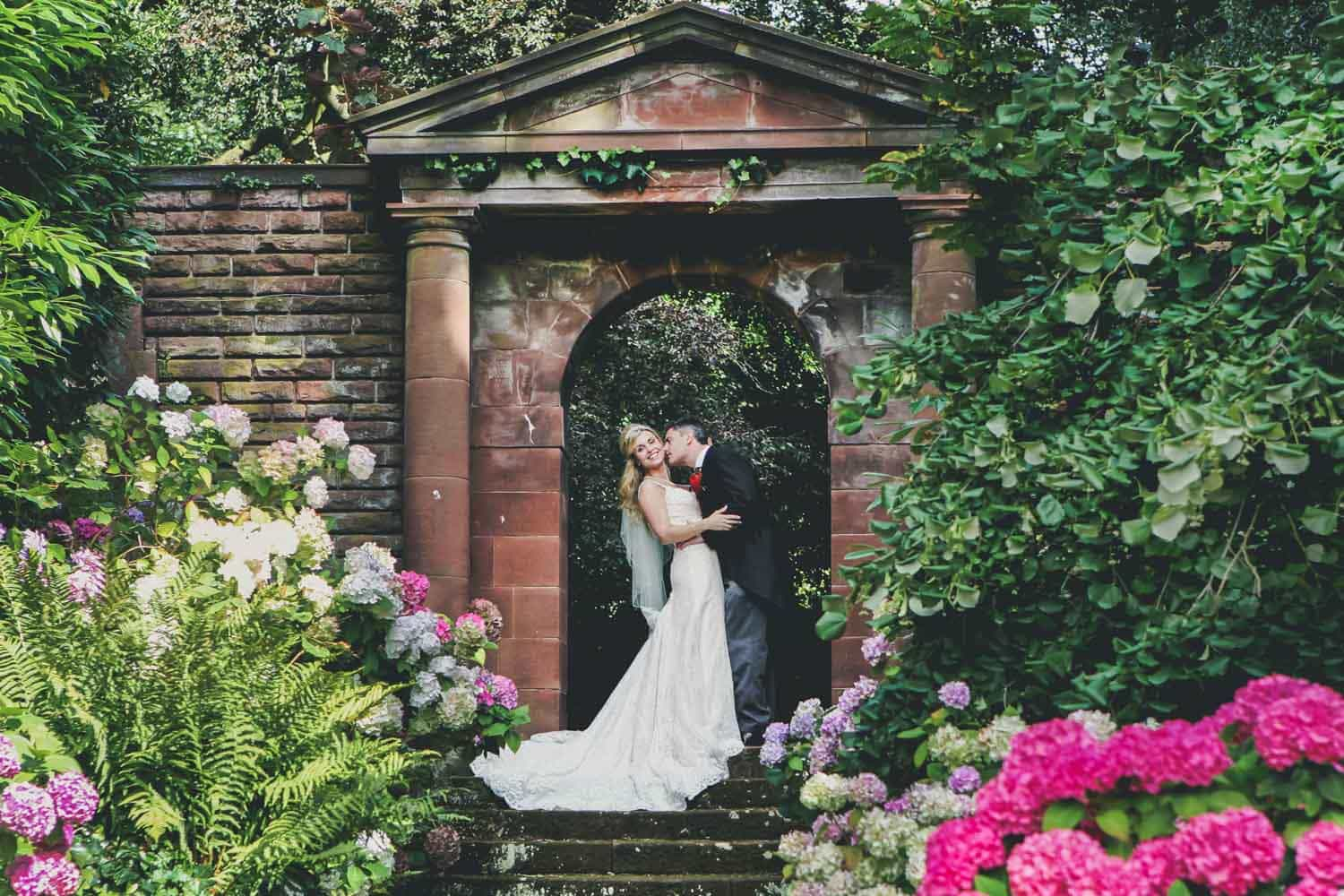 Village Wedding Photography Cheshire