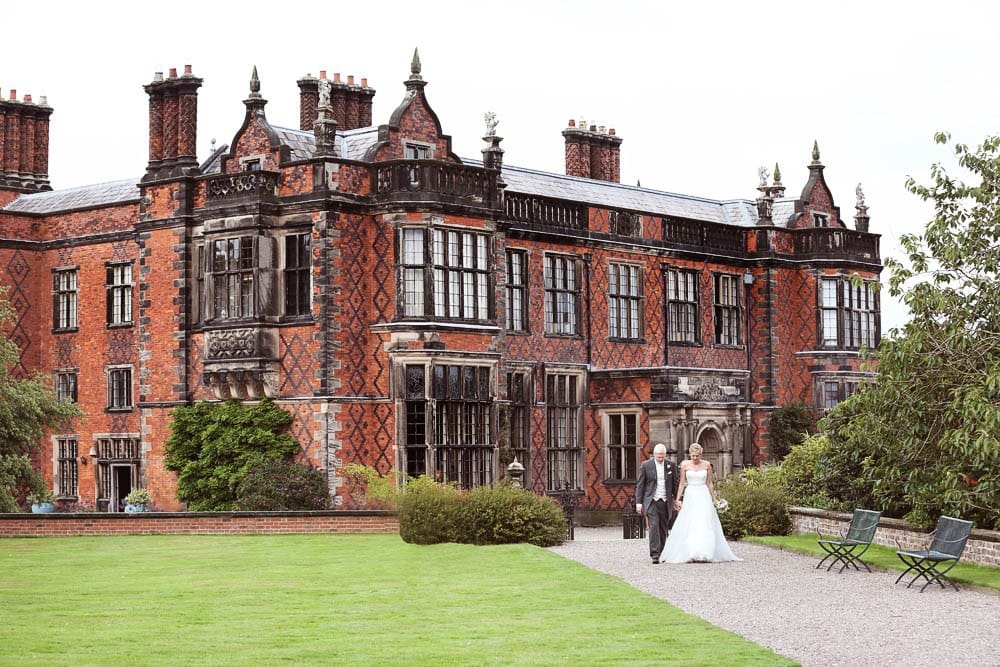 Arley Hall Wedding Photographer