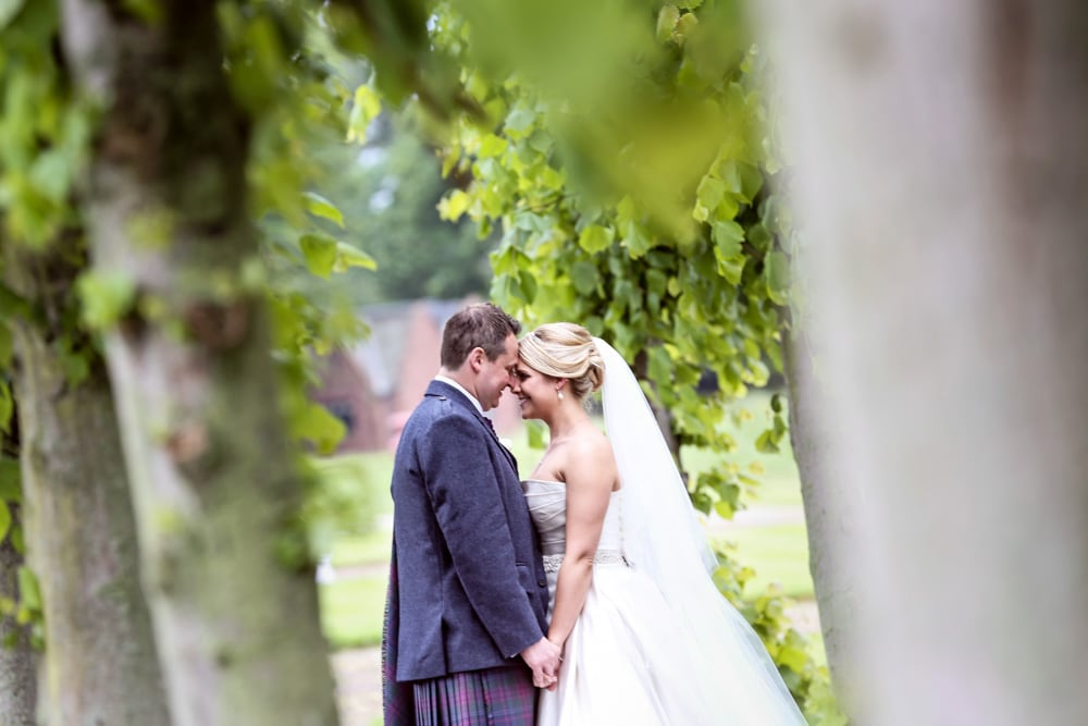 Thornton Manor Wedding Photographer