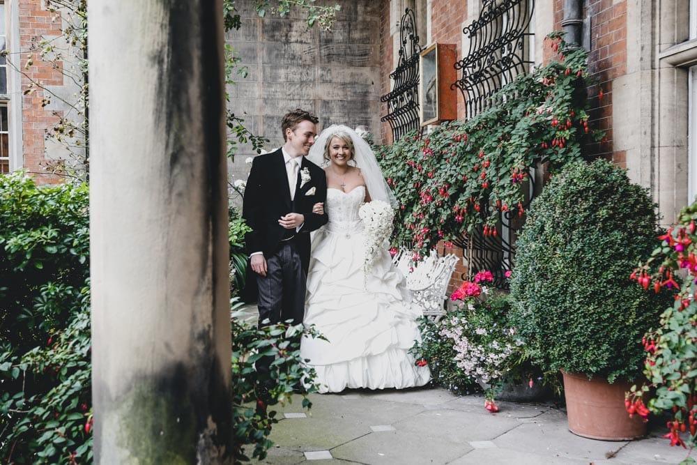 Capesthorne Hall Wedding Photographer