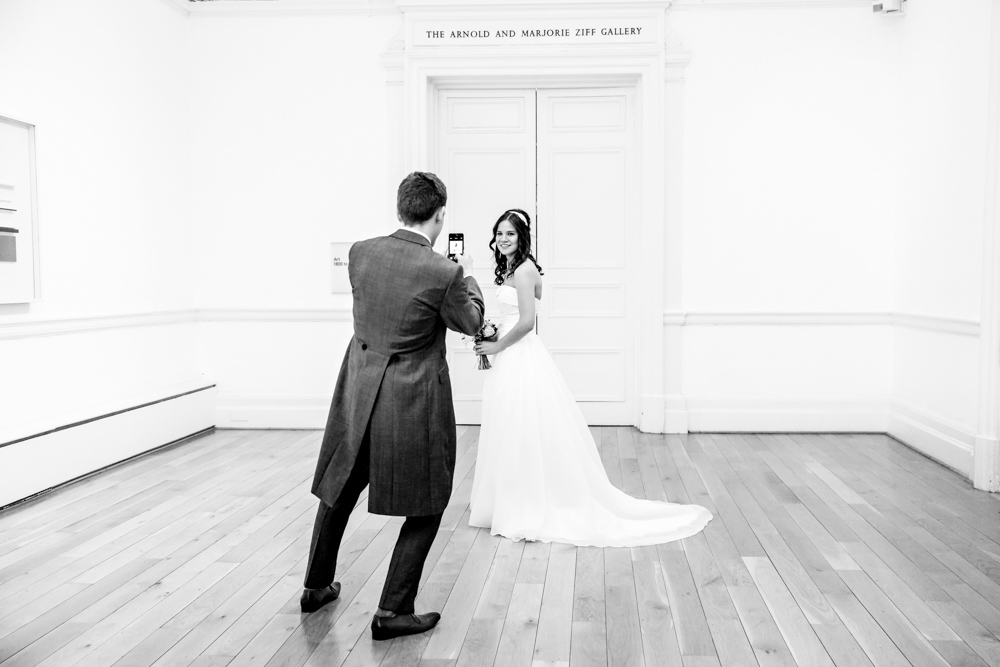 Leeds Art Gallery Wedding Photographer