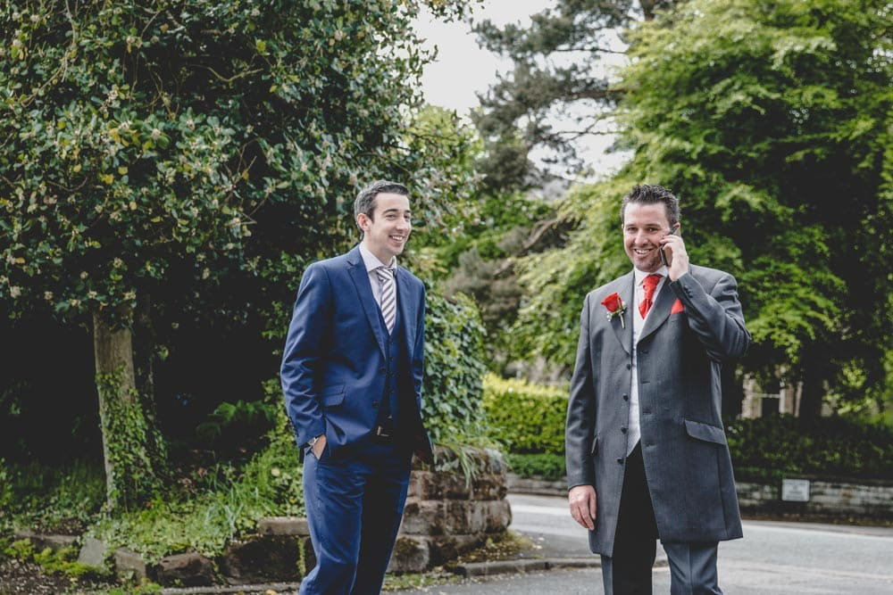 Bowdon Rooms Wedding