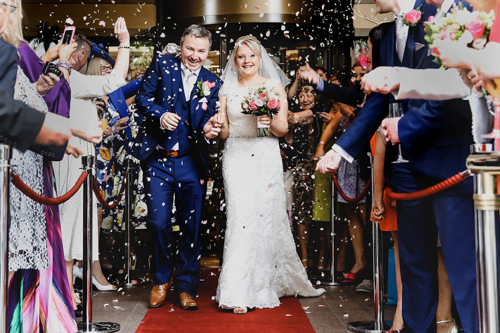The Midland Hotel Wedding Venue