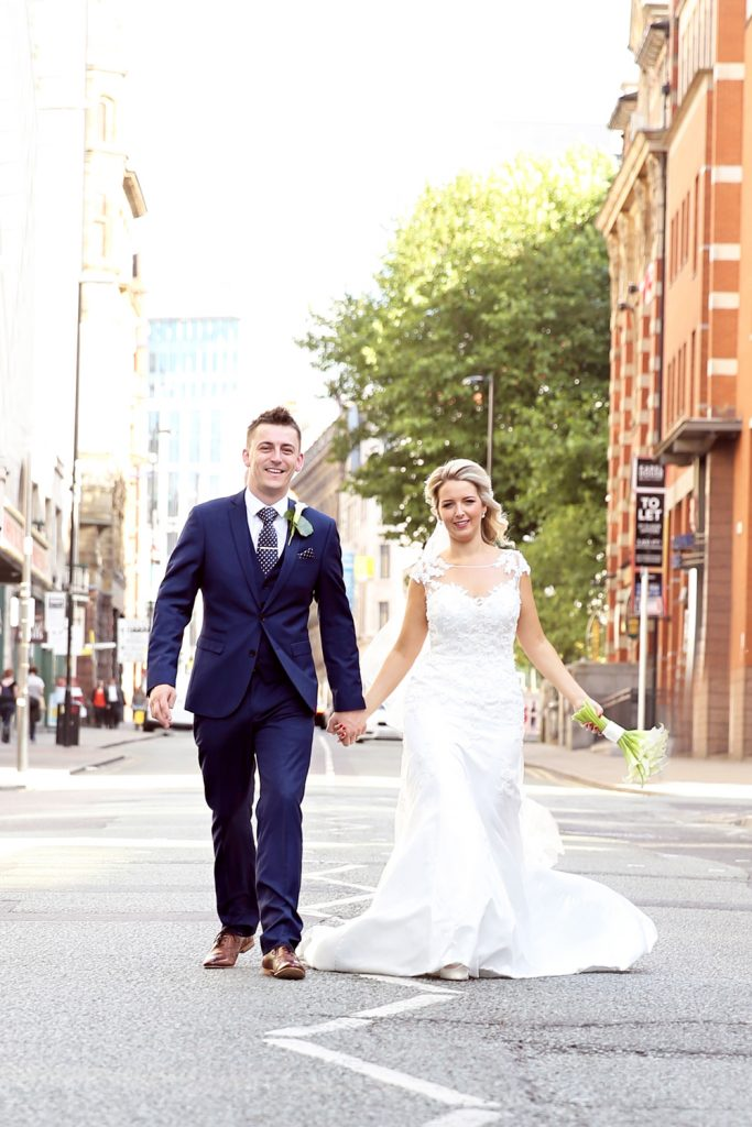 Great John Street Wedding Photographer