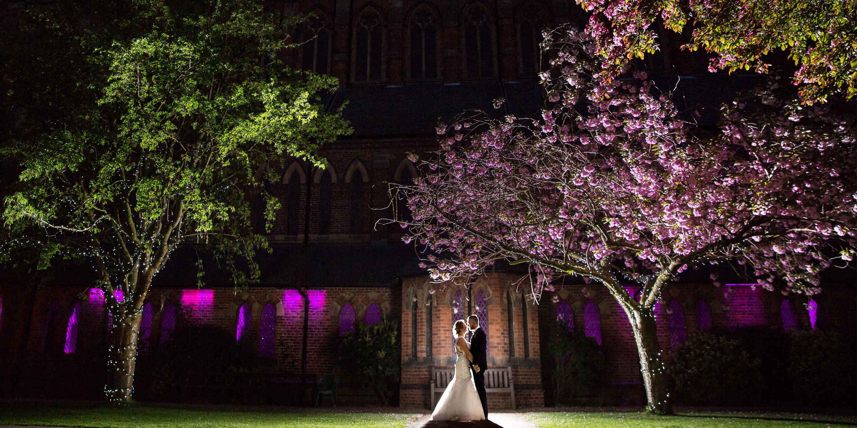Wedding Photographers Manchester - Gorton Monastery
