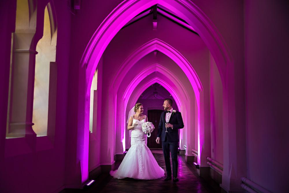 Gorton Monastery Wedding Photographer