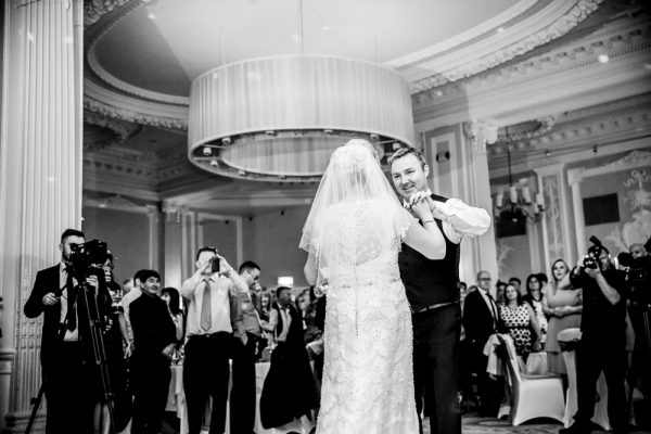 Midland Hotel Wedding Photographer