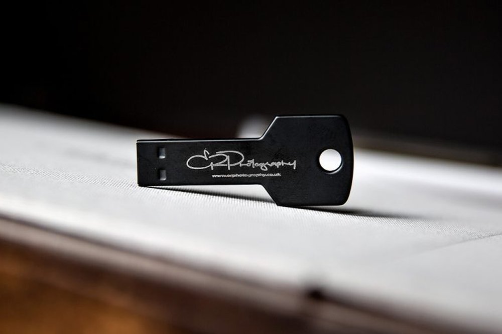Wedding USB's at ER Photography
