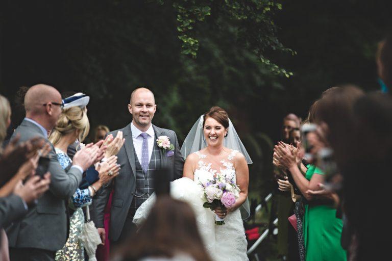 Barn Wedding Styal Lodge