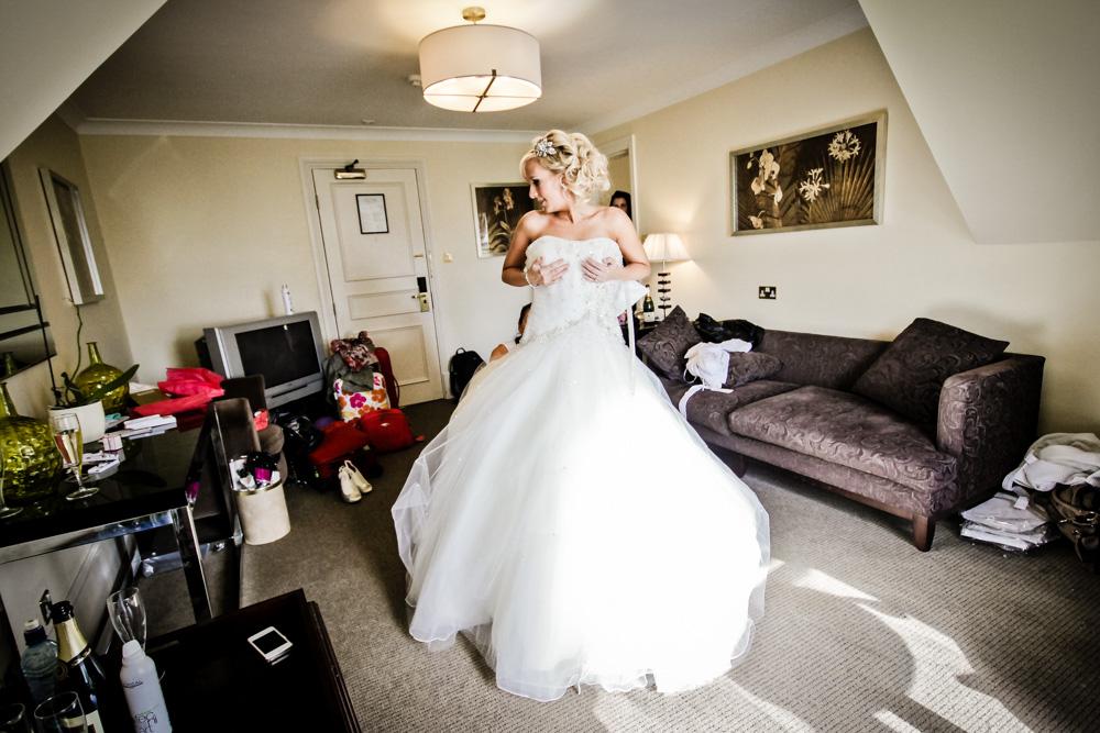 Rookery Hall Real Wedding