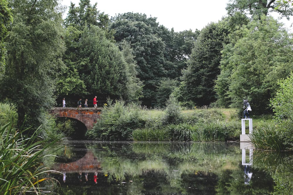 Yorkshire Sculpture Park Family Day Out