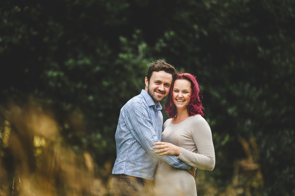 Hoghton Tower Engagement Photoshoot