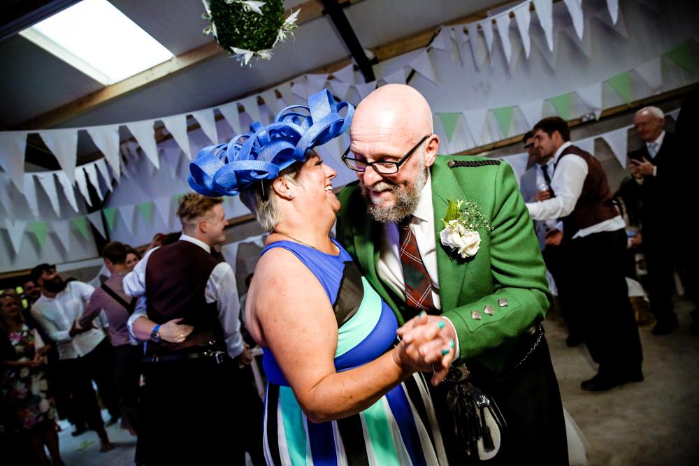 DIY Cheshire Wedding