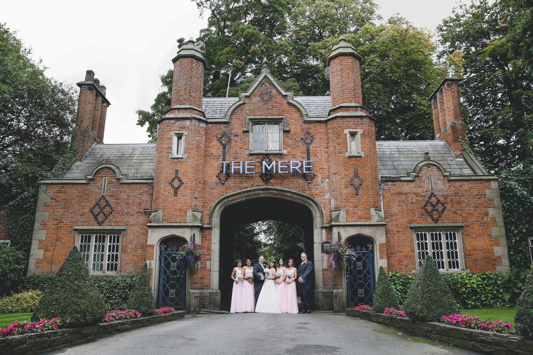 The Mere Golf Resort Wedding Venue