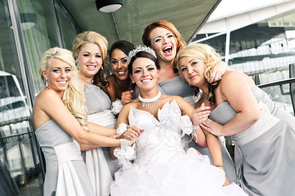 Liverpool Aintree Wedding