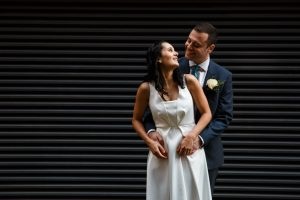 Intimate Heron House Wedding
