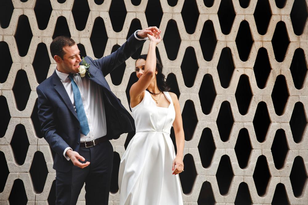 Intimate Heron House Wedding