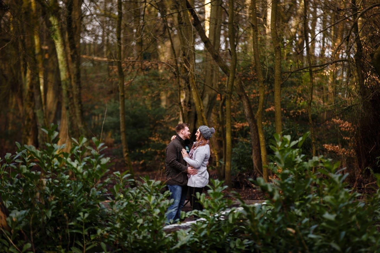 Jennifer + Waynes Pre-Wedding Photoshoot