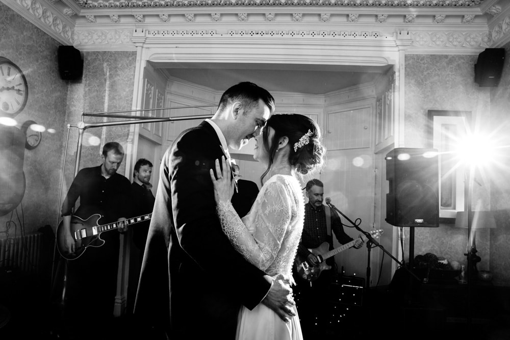 1st Dance at Didsbury House Hotel