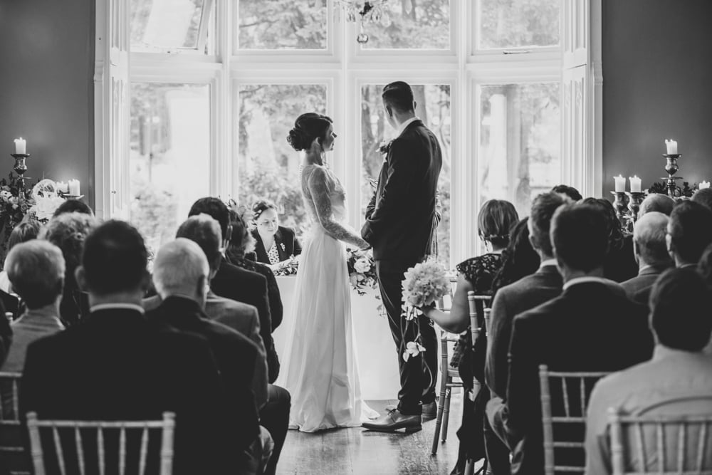 Didsbury House Hotel A Boutique Wedding Ceremony