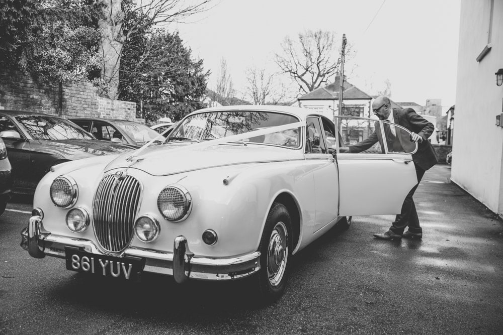 A boutique wedding at Didsbury House Hotel