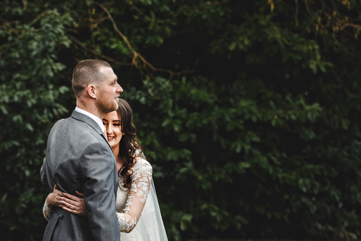 Rebecca & Stuart's Marriott Hotel Wedding