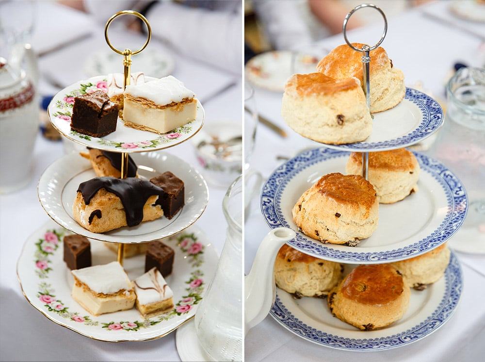 Afternoon tea at The Garstang Hotel & Golf Club
