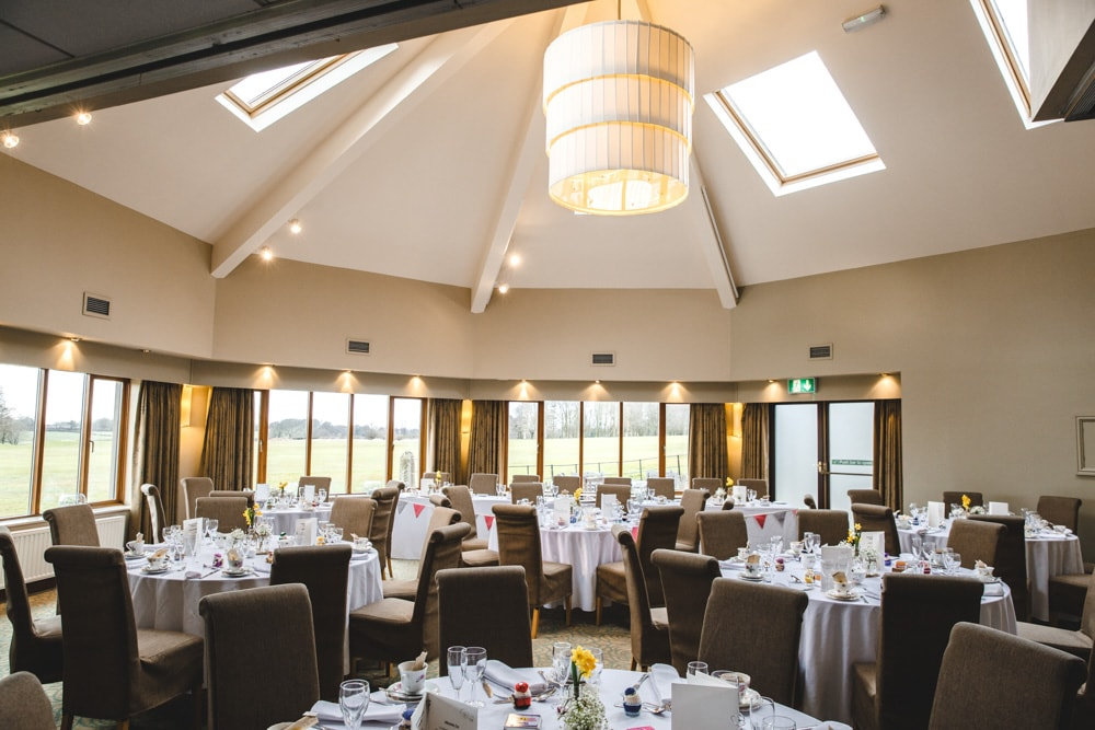 Weddings at The Garstang Hotel & Golf Club