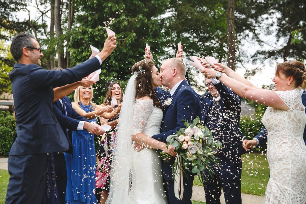 Oddfellows On The Park Wedding | Laura + Liam