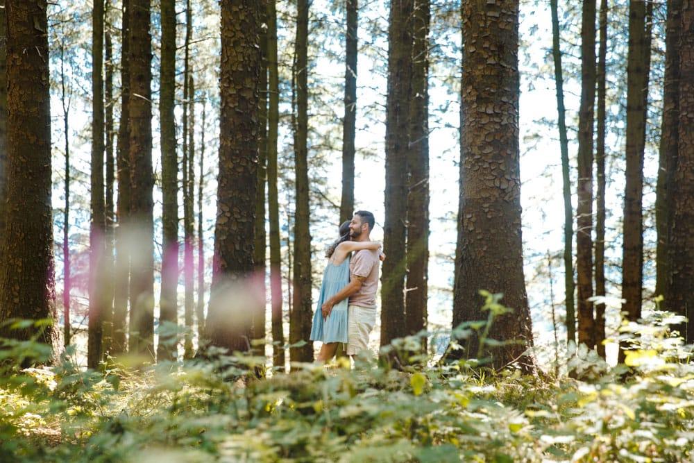 Beacon Fell Country Park Wedding Photographer