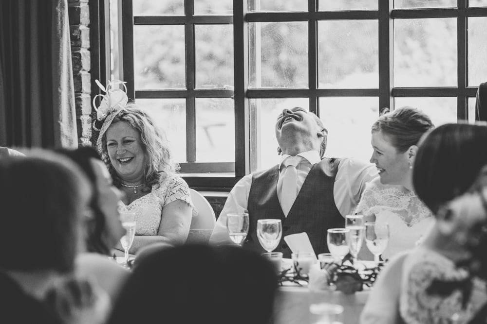 Leicester Warren Hall Weddings in Knutsford