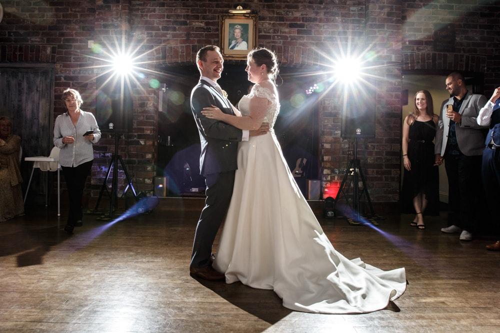Leicester Warren Hall Weddings in Knutsford