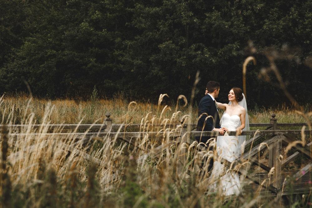Hannah + Josh's Meols Hall Tithe Barn Wedding