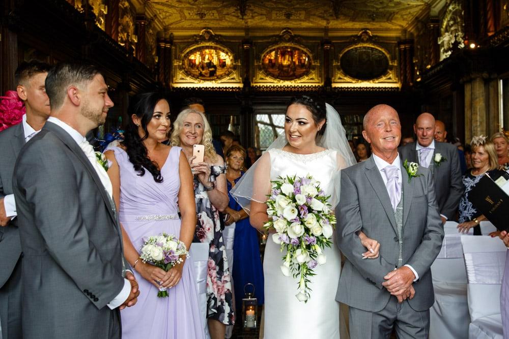 Wedding Photography at Crewe Hall