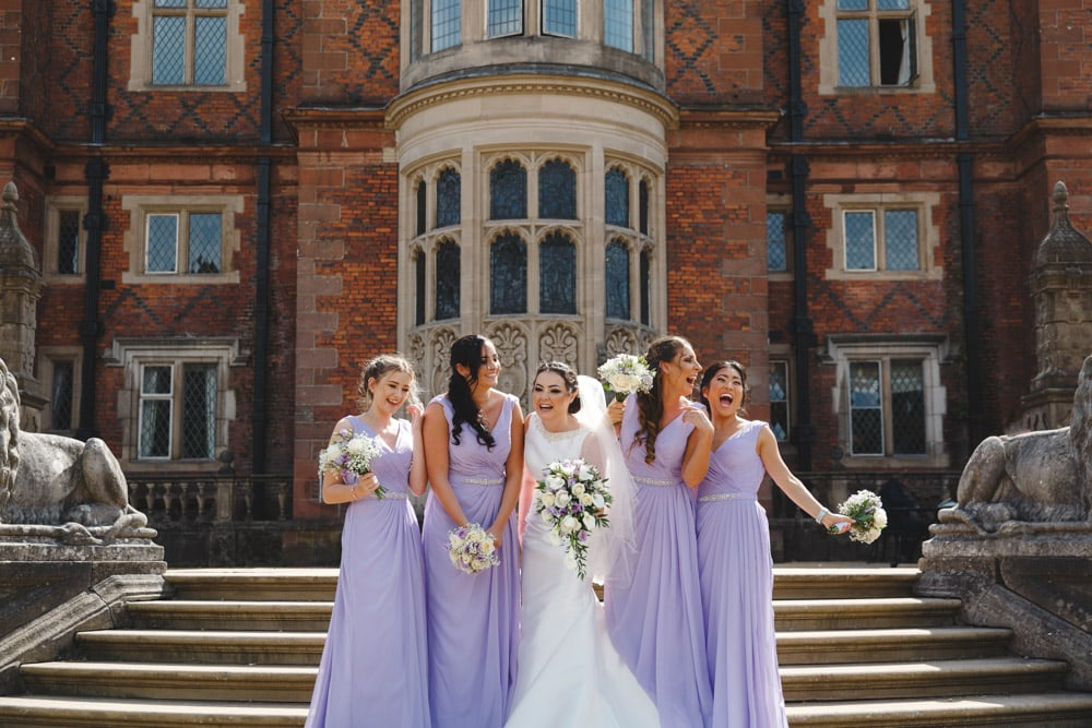 Bride & Bridesmaids By ER Photography