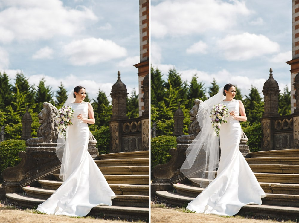 Wedding Photographers ER Photography at Crewe Hall