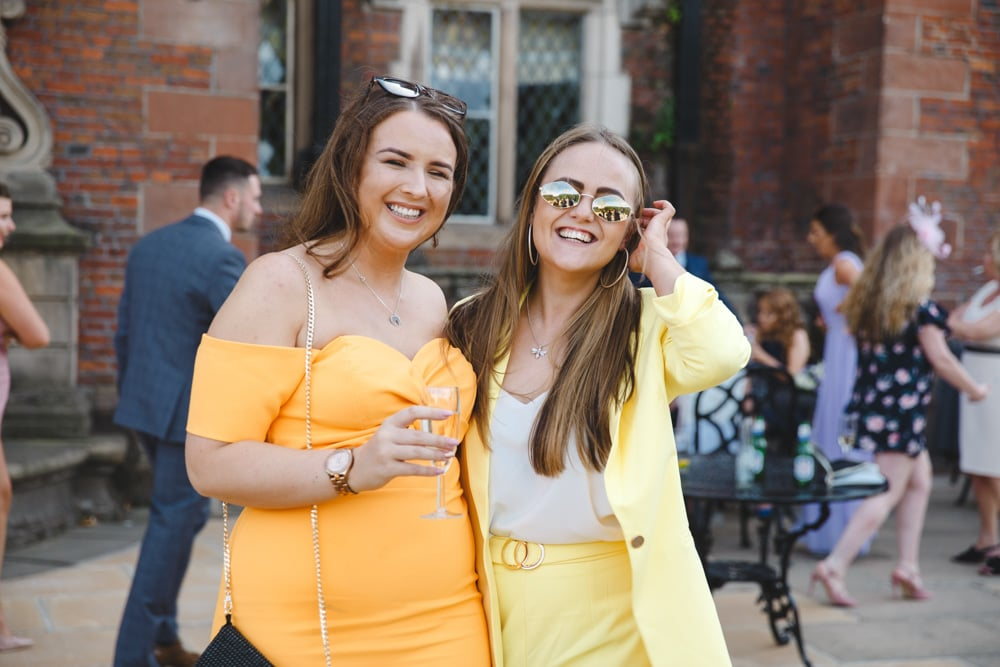 Crewe Hall Wedding by ER Photography