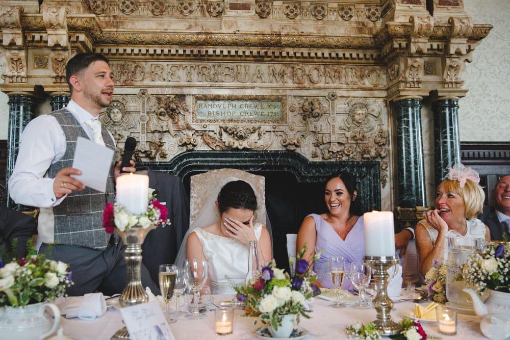 Crewe Hall Wedding Photographers ER Photography