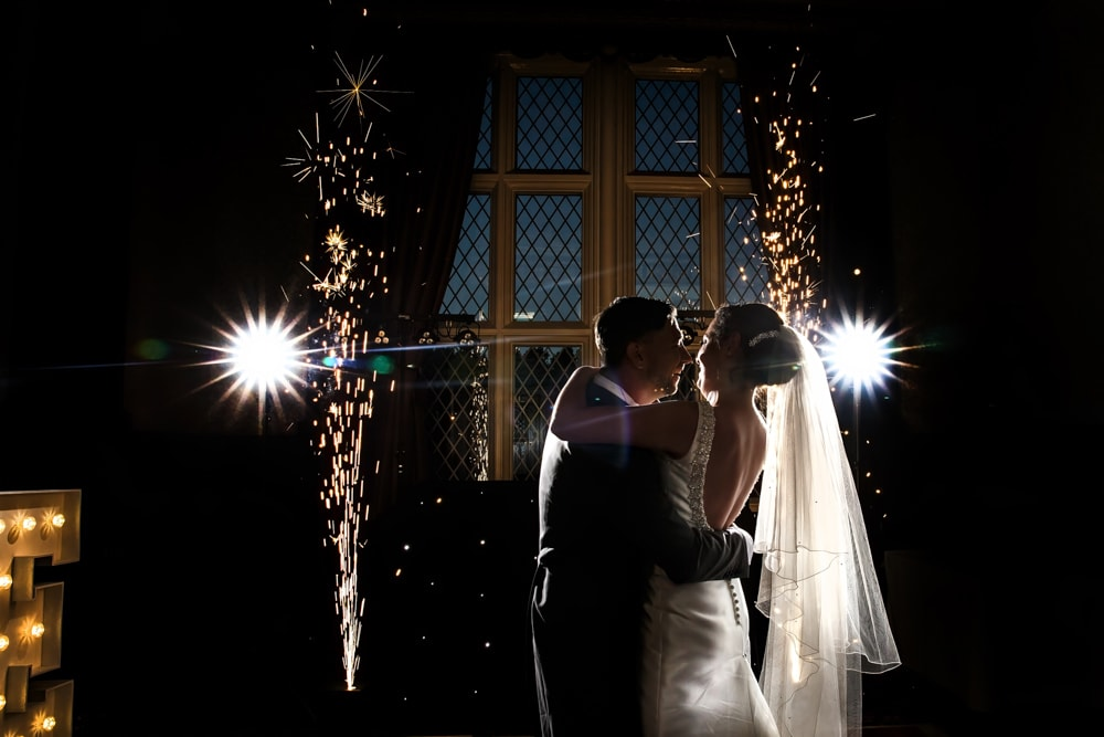 First Dance at Crewe Hall