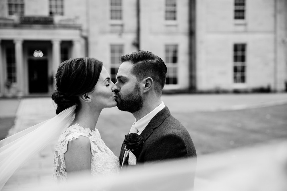 Wyreside Hall Wedding | Sara + Scott