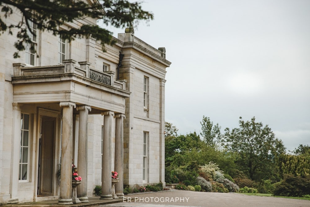 Wyreside Hall Wedding