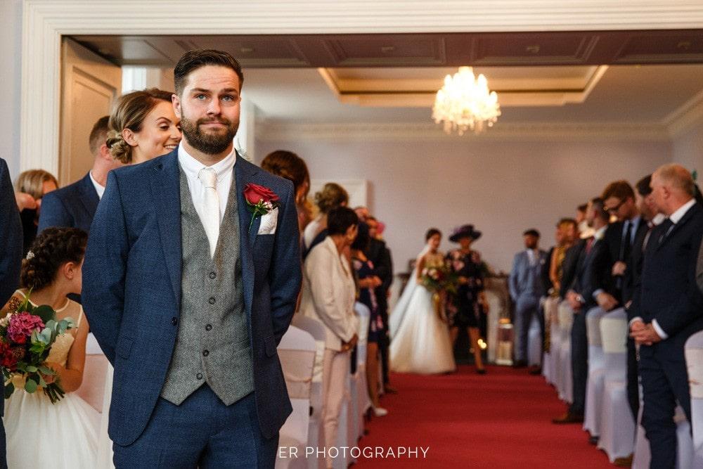 Wyreside Hall Wedding