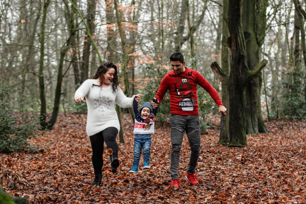 Sefton Park Family Photoshoot