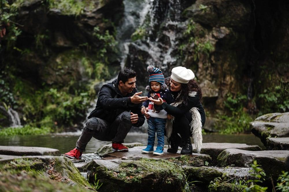 Sefton Park Family Photoshoot