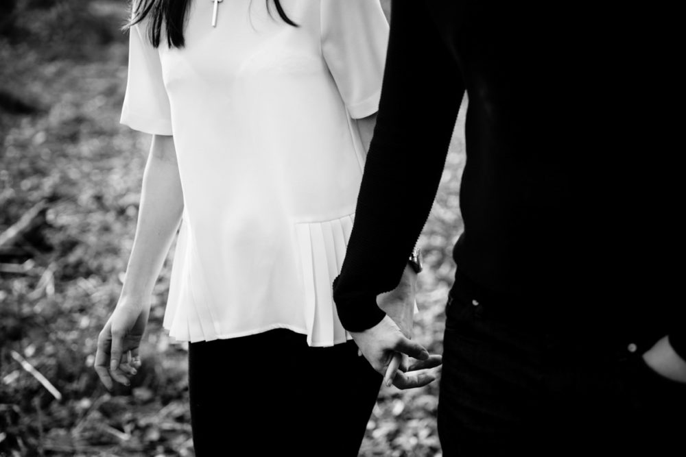 Dunham Massey Engagement Photoshoot