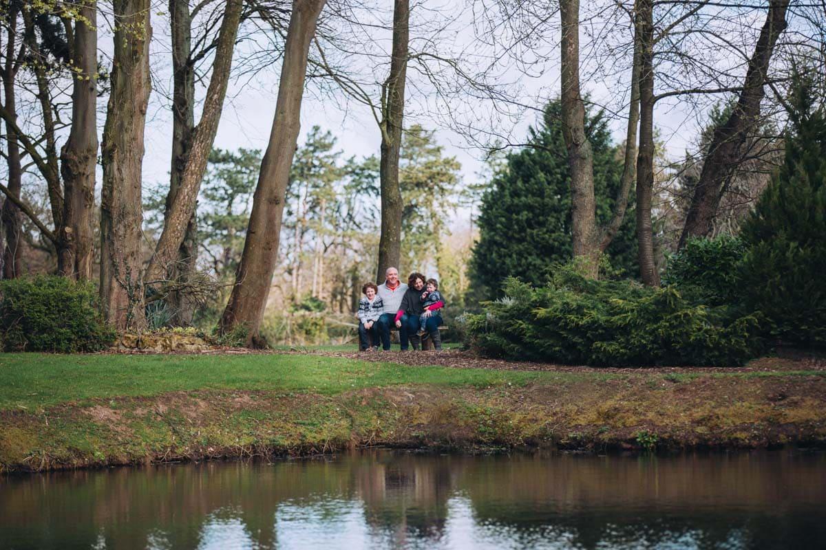 Family Shoot at Inglewood Manor