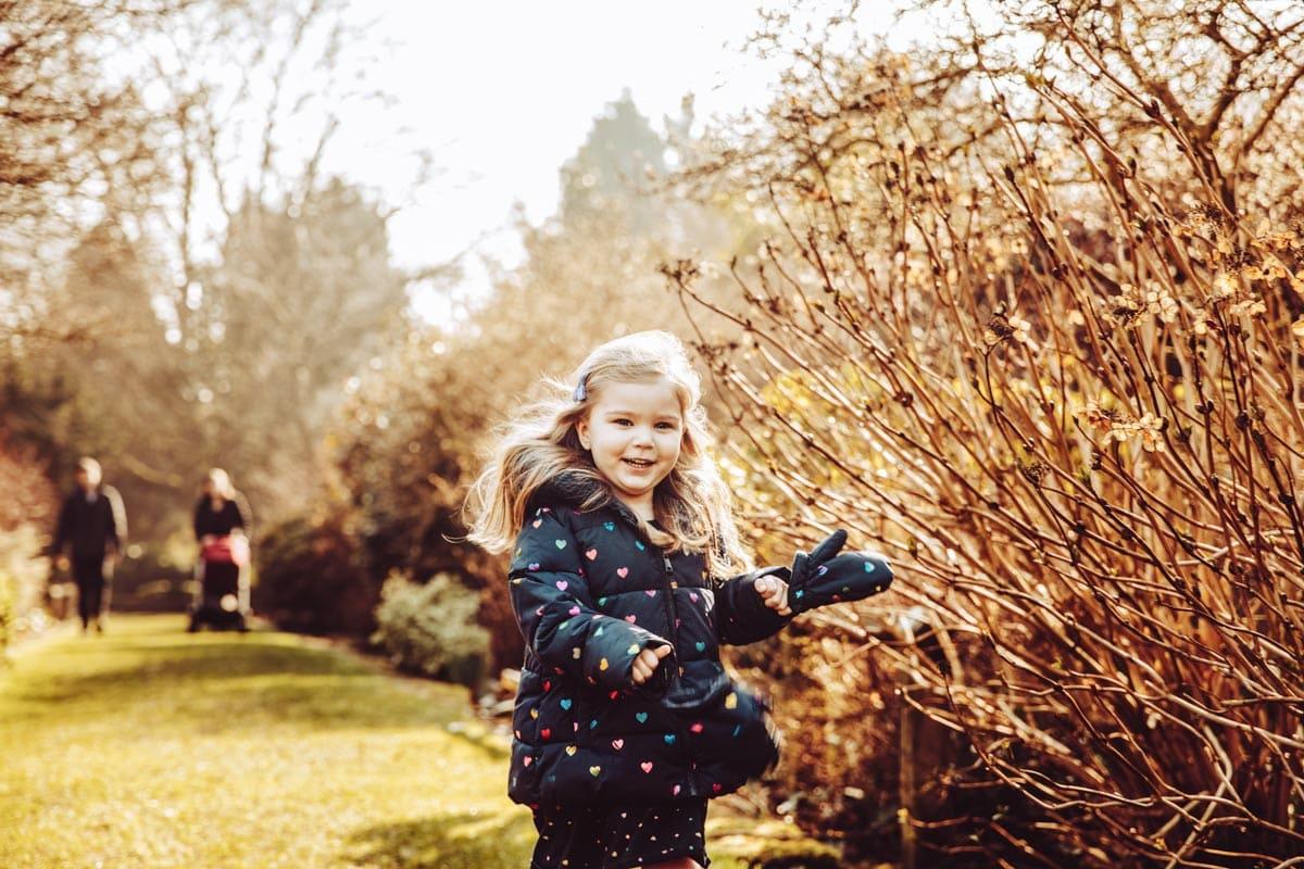 Walkden Gardens Family Photoshoot