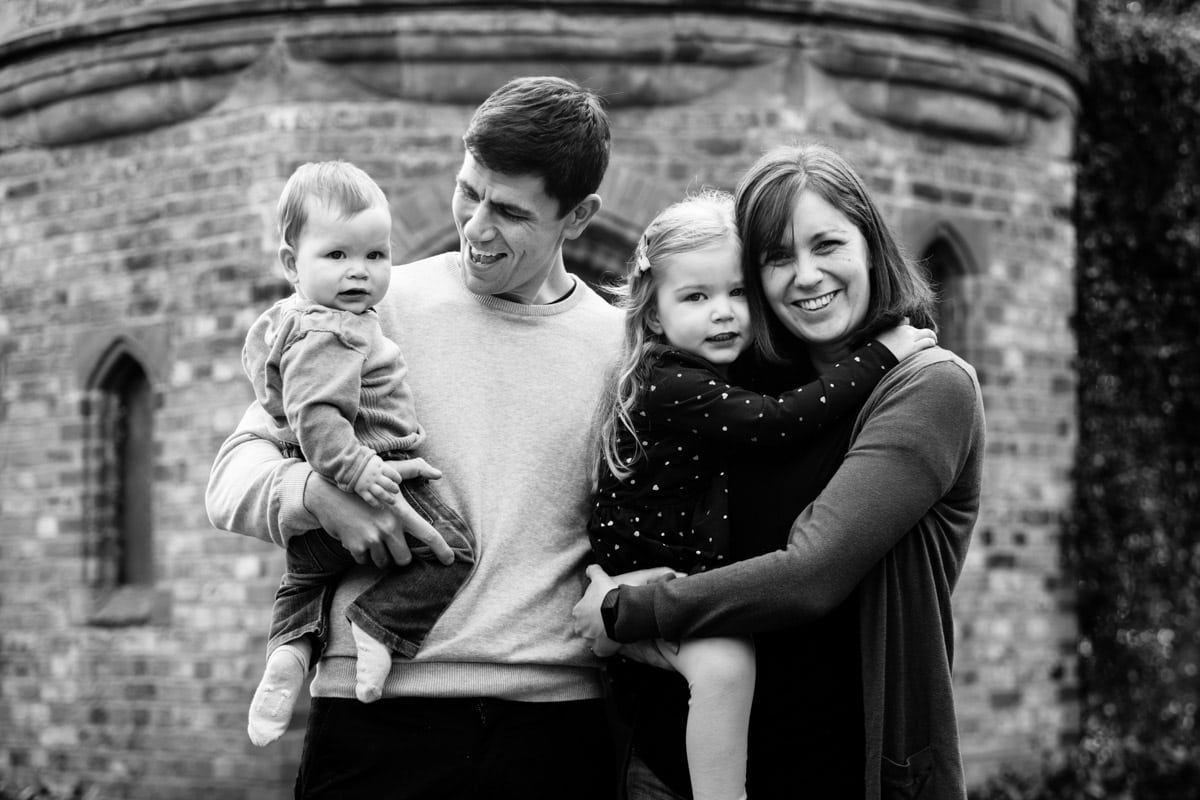 Walkden Gardens Family Photoshoot