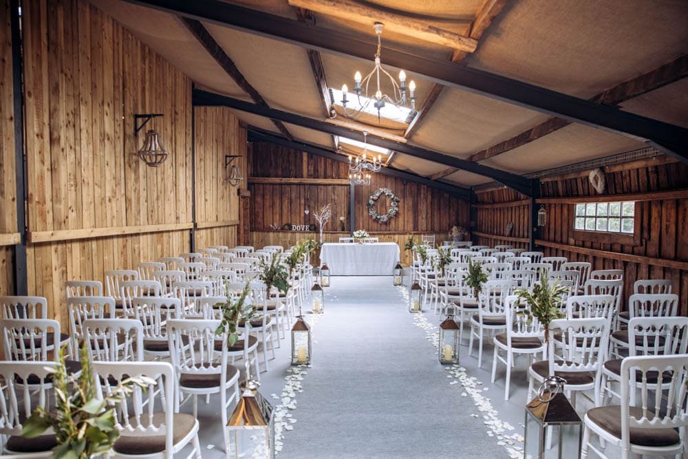 Dove Barn Knutsford Weddings